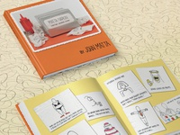 Matta Napkin Book Design