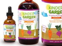 Kindergarden Labels