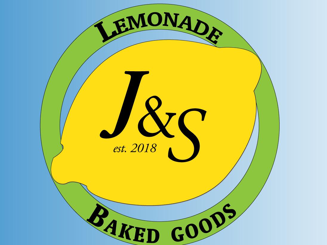 Logo - Kids Lemonade Stand branding vector logo design illistrator graphic design