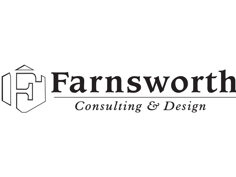 Logo - Farnsworth Consulting and Design branding logo vector illistrator design graphic design