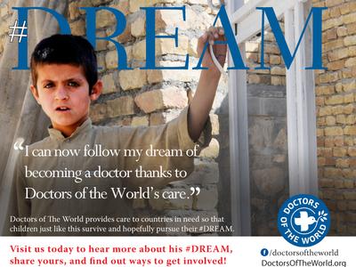 Poster - Dream Ad advertisement poster branding vector design illistrator graphic design
