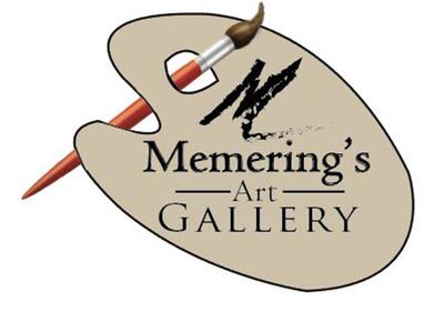 Logo - Memering Art Gallery