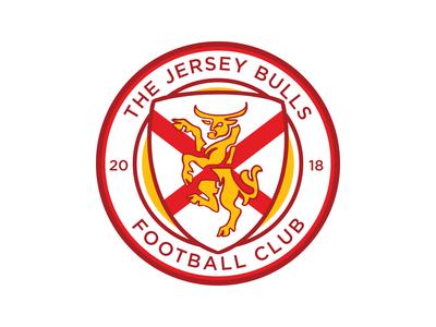 Jersey Bulls Logo Redesign