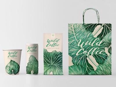 Wild Coffee Branding