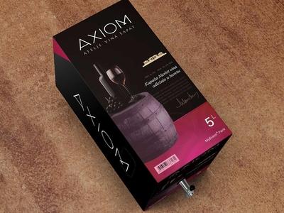 Wine 5L packaging