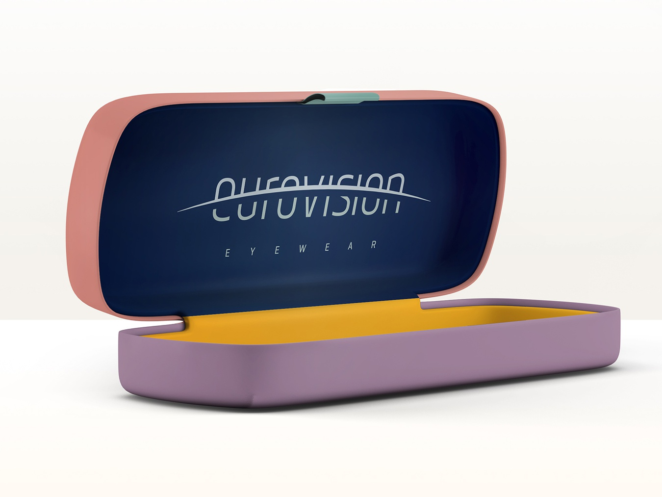 Eurovision lens ロゴタイプ logodesign logotype