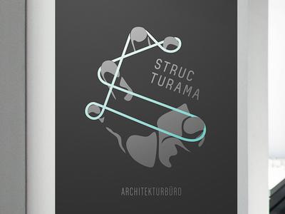 Structurama graphicdesign logodesign logotype logo