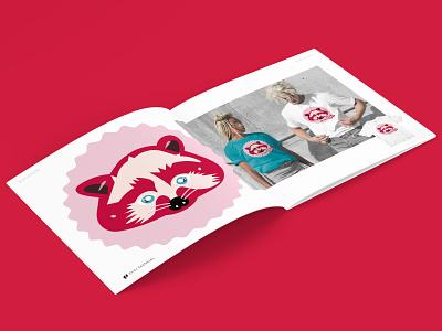 EHH RESTAURANT tshirts tshirt restaurant canadian manual brochure indesign grafikdesign hamburg graphicdesign mascot character mascot design mascot branding design brand identity brand design branding brand