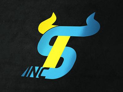 Strickland Transportation Inc. Logo trucking logistics logistics logo transportation graphic design logo branding design