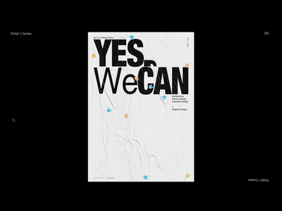 #Yes,WeCAN design illustration branding type art typography graphic design poster