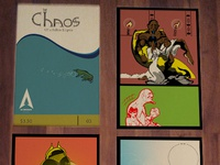Chaos Issue 3 Page