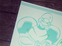 Comic Page Samus