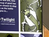 Indoor Advertising Poster Twilight03
