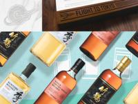 Whisky Flight Board Details