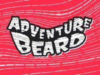 Adventure Beard Wordmark