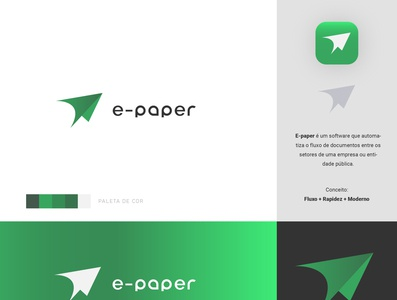 Logo Design Software airplane logo fly paper green logo logo green software design tecnology software