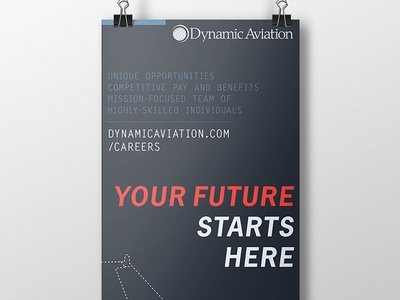 Dynamic Aviation Banner