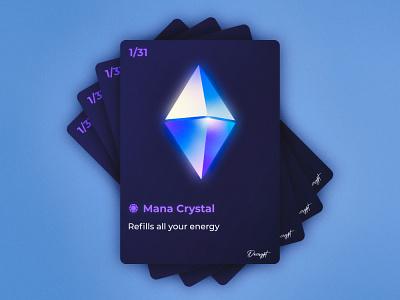 Inktober #01 Crystal inktober crystal
