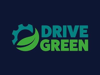 Logo Design for Drive Green brand identity branding graphic designer graphic design logo design logo