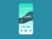 Daily UI Day 9   Music