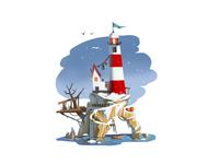 Gardener's Lighthouse