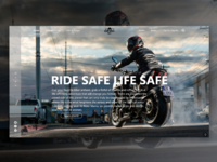 Website for Bike Riders