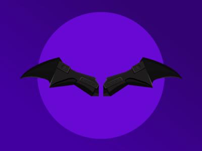 Batman Batarang dc adobe illustrator adobe vector superhero batman