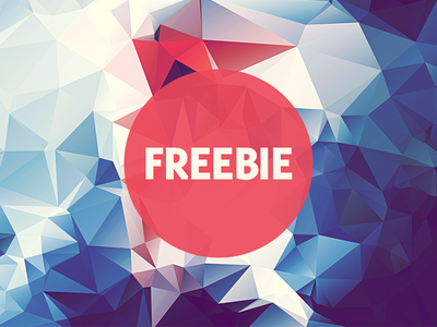 Free Polygonal / Low Poly Background Texture #9 triangle shape geometric abstract texture background flat polygonal poly low freebie free