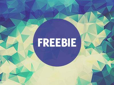 Free Polygonal / Low Poly Background Texture #11 triangle shape geometric abstract texture background flat polygonal poly low freebie free