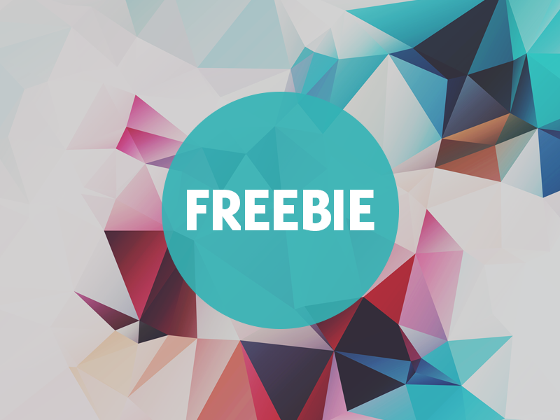 Free Polygonal / Low Poly Background Texture #13 triangle shape geometric abstract texture background flat polygonal poly low freebie free