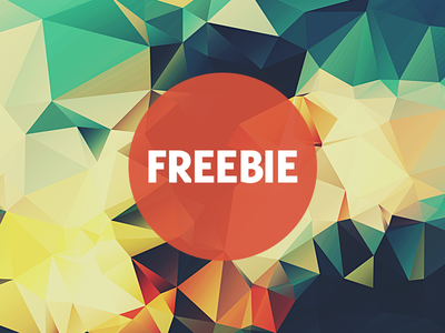 Free Polygonal / Low Poly Background Texture #17 triangle shape geometric abstract texture background flat polygonal poly low freebie free
