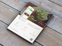 Mobile Application / Phone App flyer #4