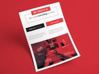 Business / Corporate Modern Flyer Template