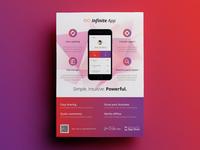 Sneak peek of upcoming app flyer #2