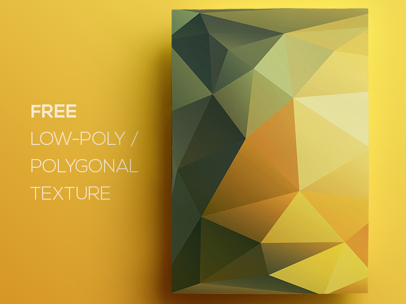 Free Polygonal / Low Poly Background Texture #93 free freebie low poly polygonal flat background texture abstract geometric shape triangle