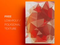Free Polygonal / Low Poly Background Texture #113