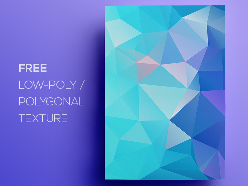 low poly texture 120
