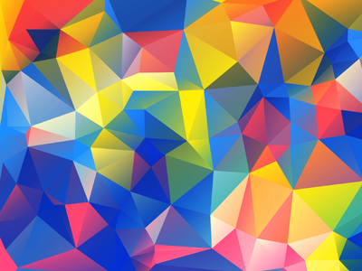 Free Polygonal / Low Poly Background Texture #121