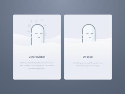 Pop-up Handler Gimmick jogja bold fun simple cool android illustration flat ios