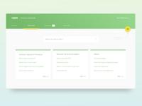 Material Design - Helpdesk Dashboard