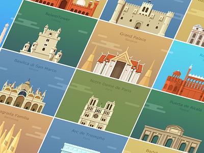 City travel countries city church castle building