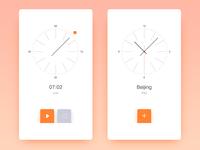 Timer & World Clock