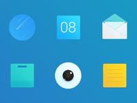 ICON X6-blue
