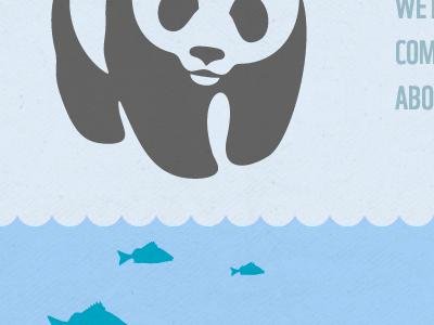WWF wwf texture showreel portfolio climate change