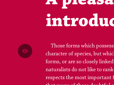 Just My Type | New look typography design experimentation type chaparral layout grid web