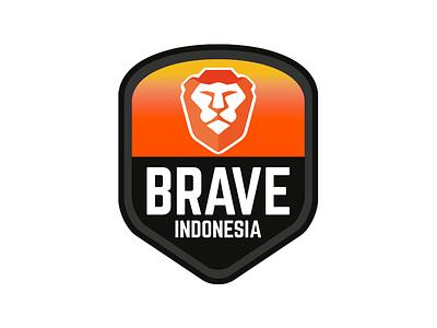 IndoBrave Logo 2017 brave browser indobrave