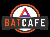 #BATcafe Logo