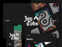 Jay Cobs - Back to Black new UI