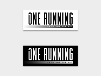 ONE Running Club Logo