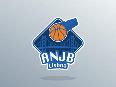 ANJB Lisboa Logo